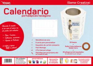 CALENDARIO PORTALAPICES HEXAGONAL.indd
