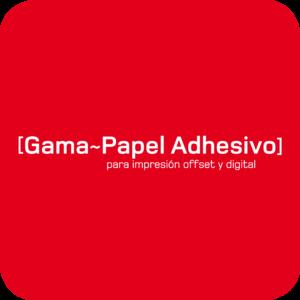 Gama Papel Adhesivo