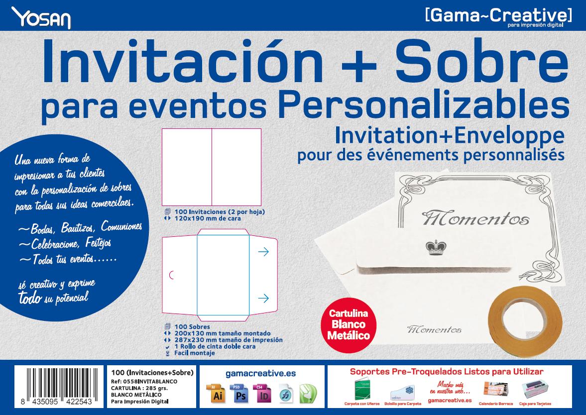 Invitacion Sobre Resultados De La Búsqueda Gama Creative